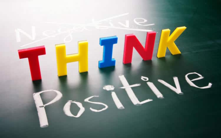 Develop A Winners Mindset - The Power of Positive Thinking